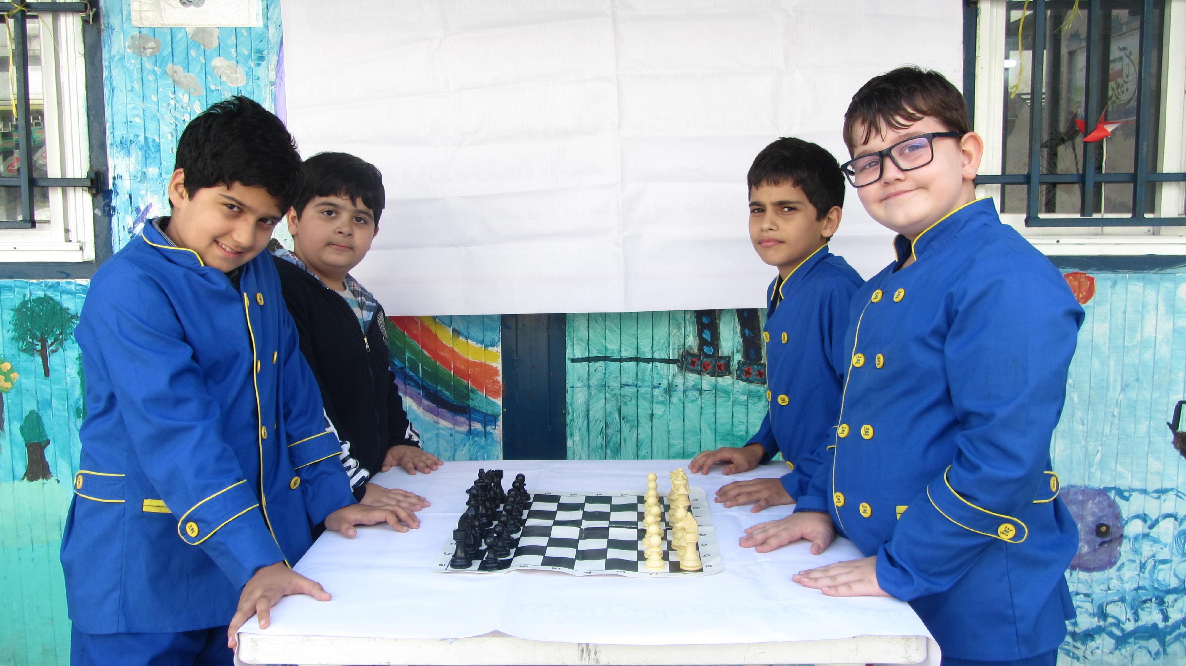 رقابت های داغ و پرهیجان شطرنج به فینال رسید