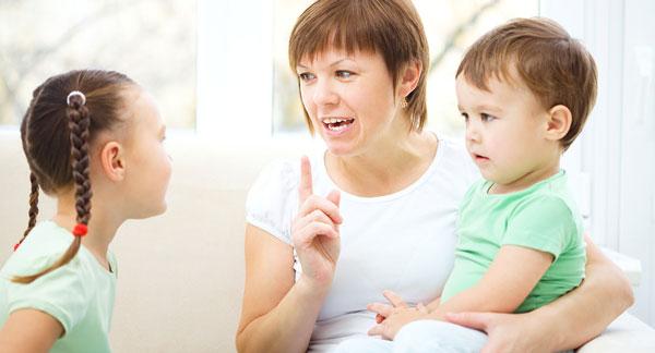 رفتار خوب در کودکان