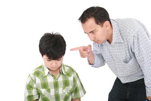 رفتار مثبت در کودک
