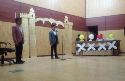 دومین جشنواره تئاتر دانش آموزی دبستان پسرانه فروغ دانش در آمل برگزار شد